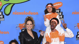 Mariah Carey s exmanželom Nickom Cannonom