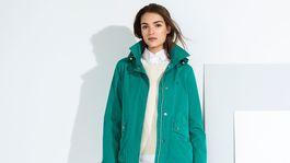 9 kabátov jari 2018 - aké sa nosia - trend, Gant