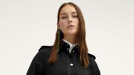 9 kabátov jari 2018 - aké sa nosia - trend, H&M