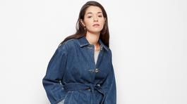 9 kabátov jari 2018 - aké sa nosia - trend, Lindex
