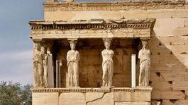 Atény, Grécko, Akropola