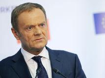 Británia, Rusko, EÚ, Donald Tusk,