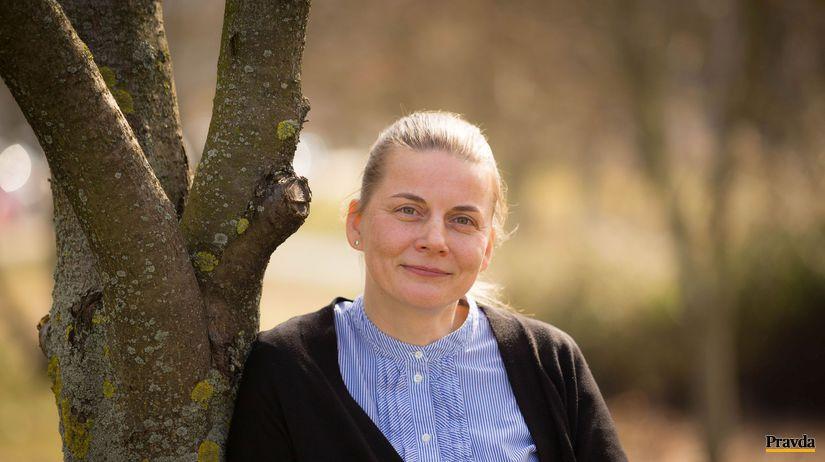 Katarína Stebelová, chronobiologička