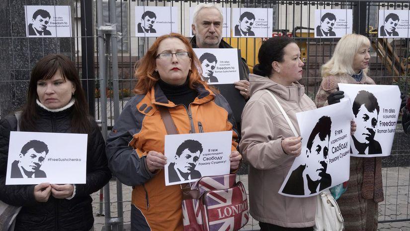 Ukrajina, Rusko, novinár, zadržanie,...