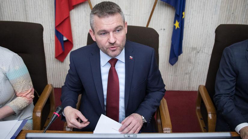Vláda, rokovanie, 96. schôdza, Peter Pellegrini