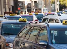 taxi, taxík,