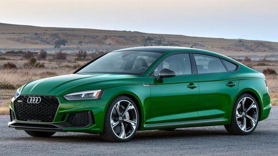 Audi RS5 Sportback: Ostrý liftback rozširuje ponuku divízie Audi Sport