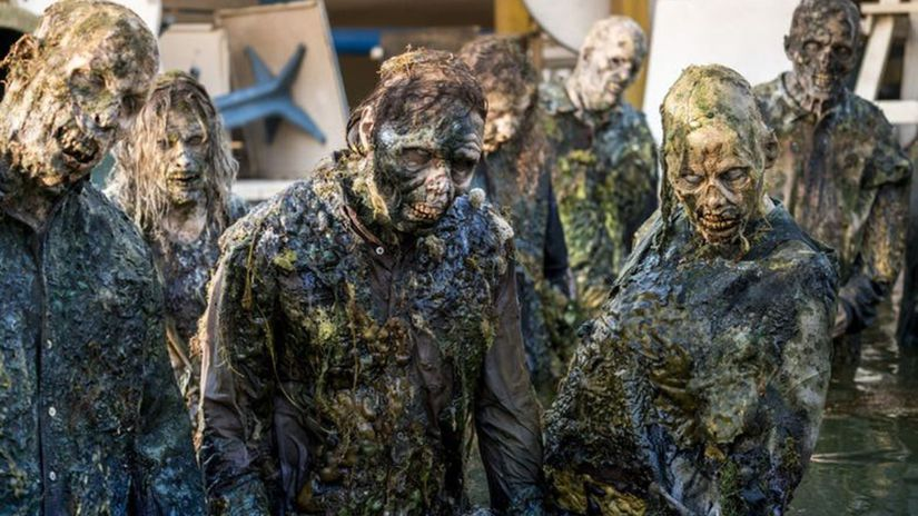 zombie, zombík, Fear the Walking Dead,