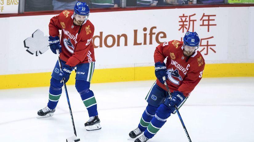 Bruins Canucks Hockey Sedin