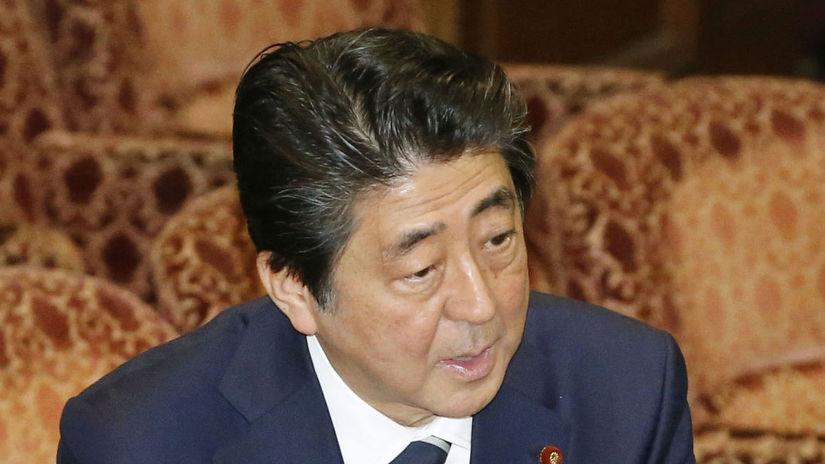 Japonsko, premiér, Šinzó Abe, USA, Kórea, Kim,...