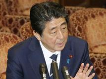 Japonsko, premiér, Šinzó Abe, USA, Kórea, Kim, reakcia