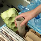 obal, kartón, recyklácia, recyklovanie