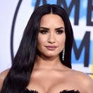 Speváčka Demi Lovato na archívnom zábere.