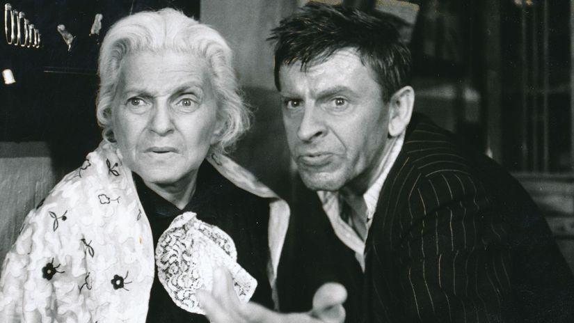 Ida Kamińska, Jozef Kroner, Obchod na korze