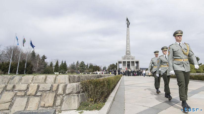 SR vojna výročie oslobodenie Bratislava BAX