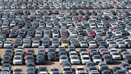 VW Dieselgate USA - parkovisko Victorville