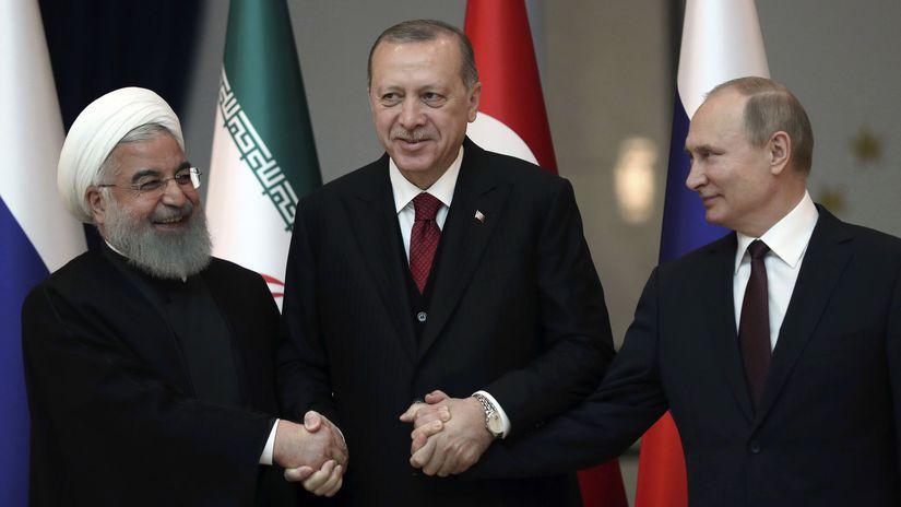 Erdogan Putin Ruhání