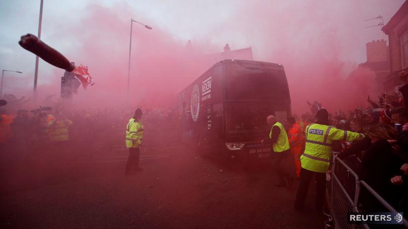 Manchester City, autobus