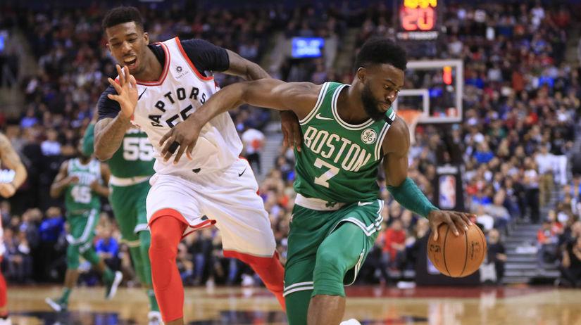 NBA Boston toronto