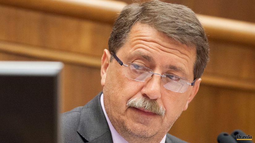 4. júla 2006 - 8. júla 2010 Pavol Paška (Smer-SD)