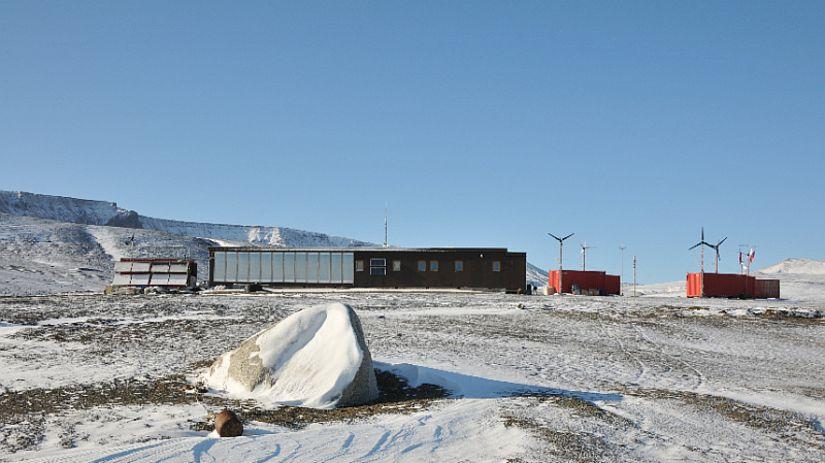 Česká polárna stanica, Antarktída