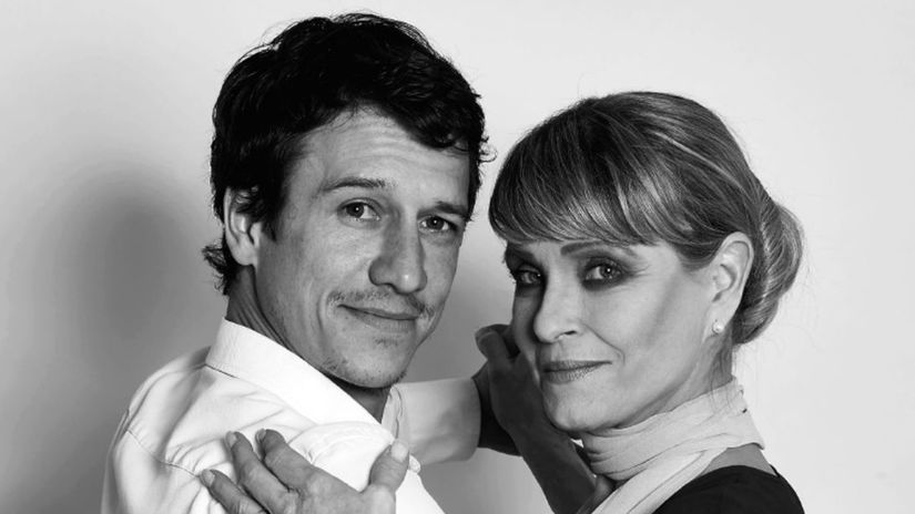 Chantal Poullainová, Martin Kraus