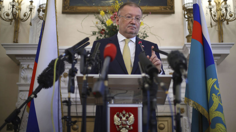 Rusko Británia agent Skripaľ útok veľvyslanec...