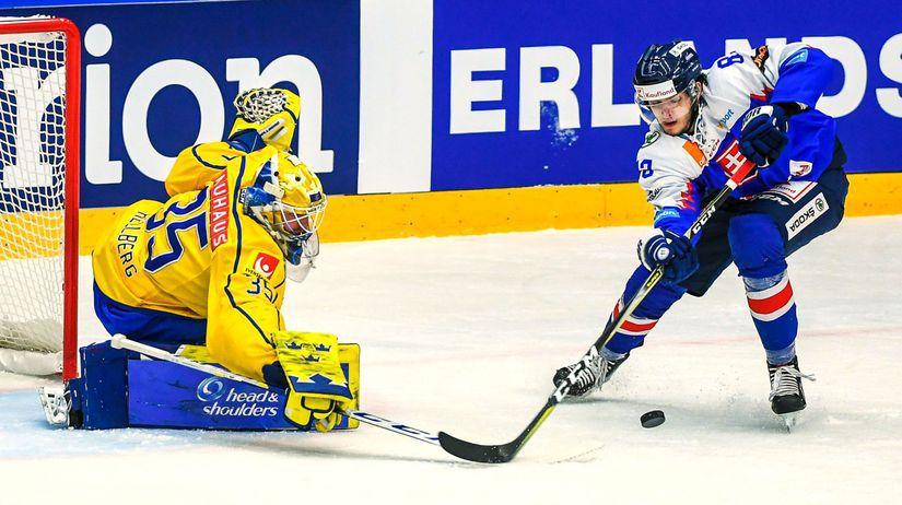 Švédsko SR Hokej Krivošík