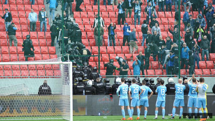 Spartak Trnava, Slovan Bratislava
