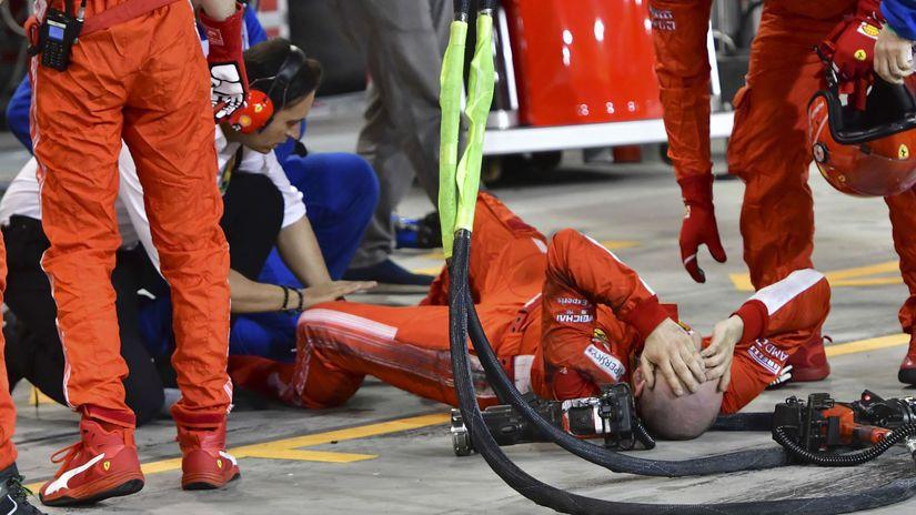 Ferrari, mechanik