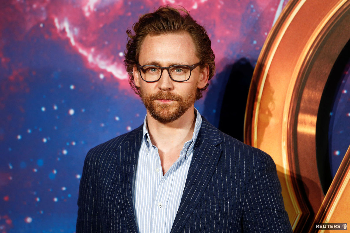 FILM-AVENGERSHerec Tom Hiddleston.