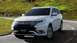Mitsubishi Outlander PHEV - 2018
