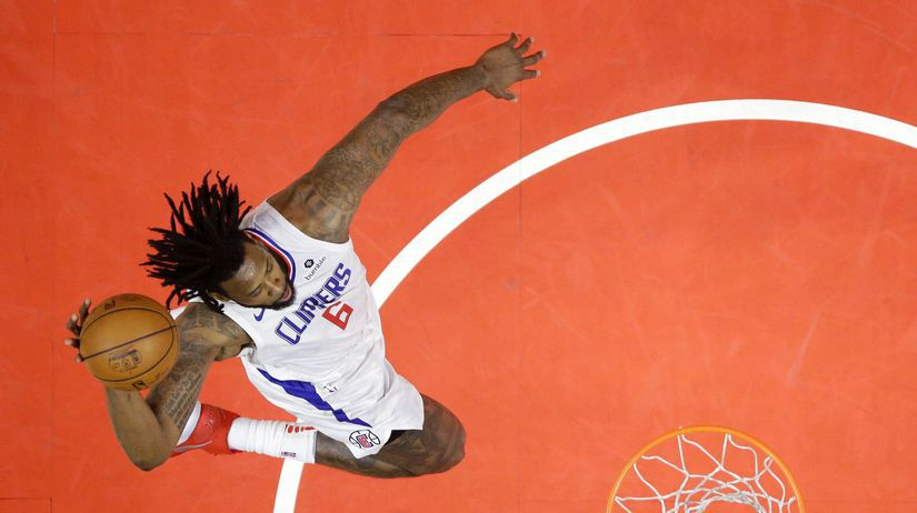 Pelicans Clippers Basketball Jordan NBA