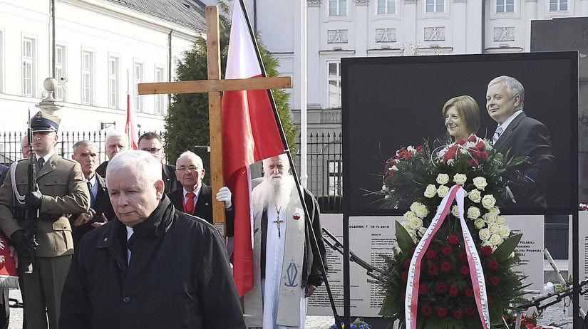 Poľsko Rusko Smolensk havária 8.výročie