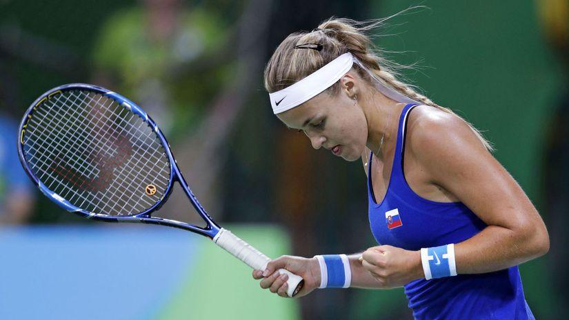 Rio Olympics Tenis Anna Karolína Schmiedlová