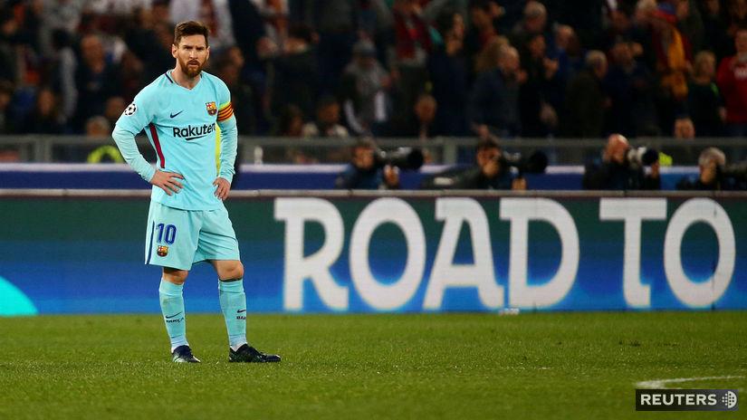 AS Rím, FC Barcelona