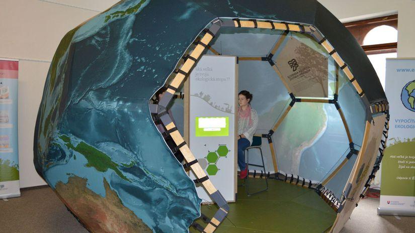 ekológia, Zem, výstava