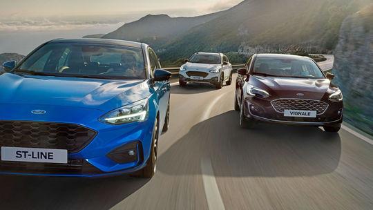 Ford Focus má slovenské ceny. Začína na 14 990 eurách