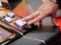 hazard automat stávka