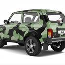Lada Niva 4x4 - nový lak