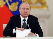 Rusko Putin Bezpečnostná rada zasadnutie