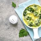 brokolica, zapečená brokolica