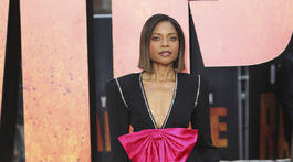 Herečka Naomie Harris.