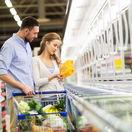 nákup, potraviny, supermarket,