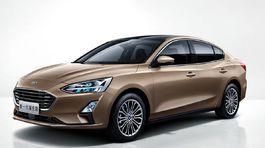Ford Focus Sedan - 2018