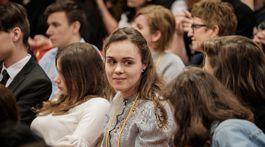 olympiáda ľudských práv 2018, Ema Šlesárová
