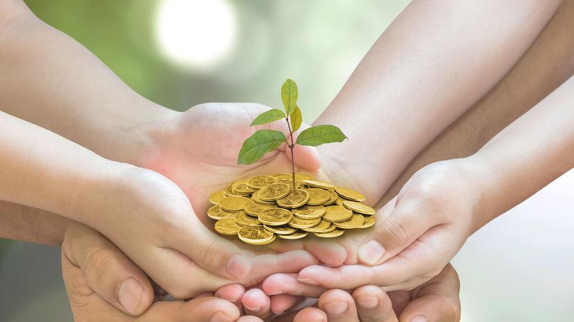 ruky, peniaze, bohatstvo