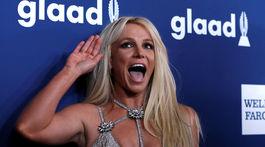 Speváčka Britney Spears.