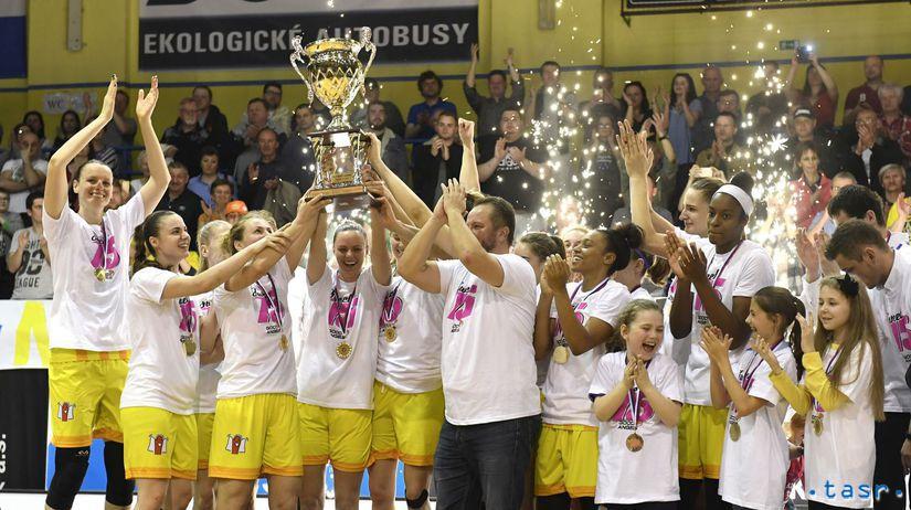 SR Košice basketbal EL finále 3. zápas...
