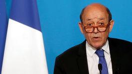 Francúzsko, minister zahraničia, Jean-Yves Le Drian